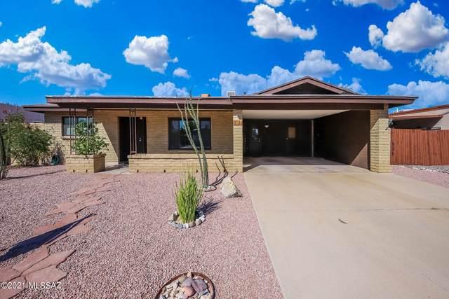 9701 E Barrudean Hills Street, Tucson, AZ 85748 (#22127308) :: Tucson Real Estate Group