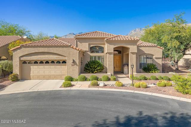 7009 E Chickadee Court, Tucson, AZ 85750 (#22127314) :: Kino Abrams brokered by Tierra Antigua Realty