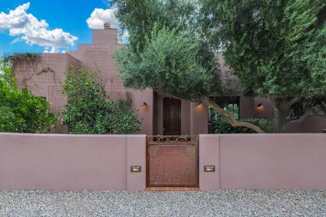 4310 N Pontatoc Road, Tucson, AZ 85718 (MLS #22127320) :: The Property Partners at eXp Realty