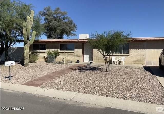 4360 W Placita De Christina, Tucson, AZ 85741 (#22127324) :: Tucson Property Executives