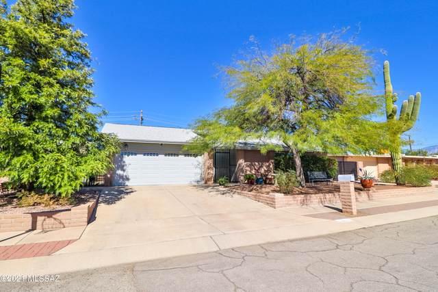 3340 W Rasmussen Place, Tucson, AZ 85741 (#22127325) :: Tucson Property Executives