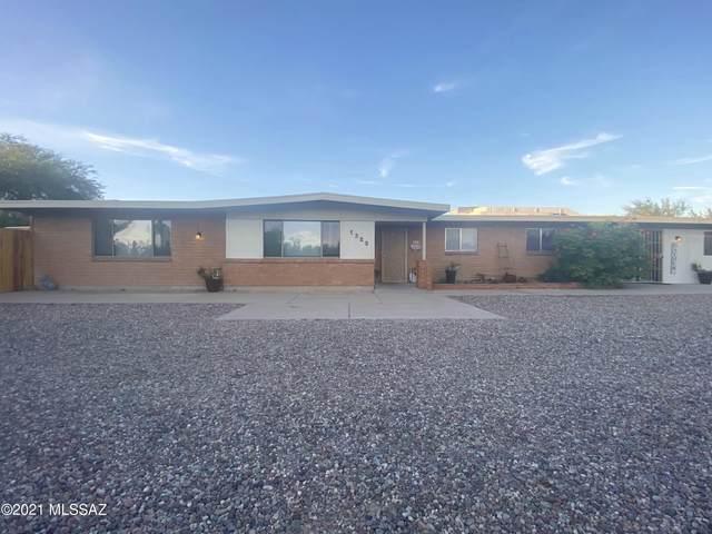1322 W Placita Del Rey, Tucson, AZ 85704 (#22127328) :: Tucson Property Executives
