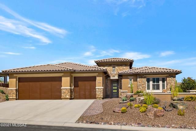66862 E Wilderness Rock Drive, Tucson, AZ 85739 (#22127347) :: Tucson Property Executives