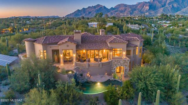 4865 N Camino Real, Tucson, AZ 85718 (#22127351) :: The Crown Team