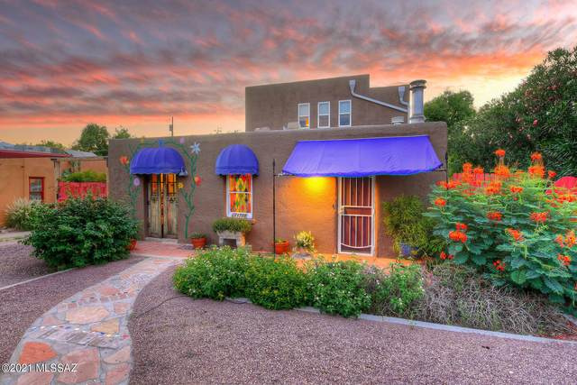 1708 N Forgeus Avenue, Tucson, AZ 85716 (MLS #22127359) :: The Property Partners at eXp Realty