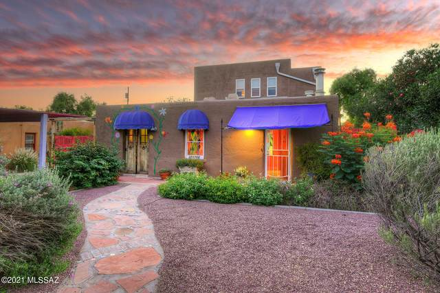 1708 N Forgeus Avenue, Tucson, AZ 85716 (MLS #22127361) :: The Property Partners at eXp Realty