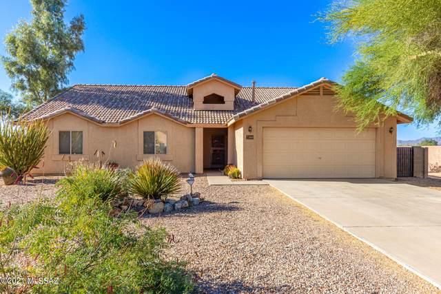 7386 W Moonmist Place, Tucson, AZ 85757 (#22127375) :: Tucson Property Executives