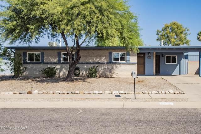 7641 E Lakeside Drive, Tucson, AZ 85730 (#22127382) :: Tucson Property Executives