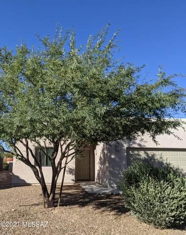 3036 W Mariah Joy Place, Tucson, AZ 85745 (#22127384) :: Tucson Property Executives