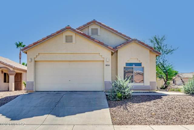 8854 E Laurie Ann Drive, Tucson, AZ 85747 (#22127387) :: Kino Abrams brokered by Tierra Antigua Realty