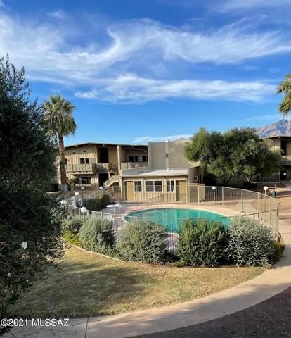 2525 N Alvernon Way B-7, Tucson, AZ 85712 (#22127394) :: Tucson Property Executives