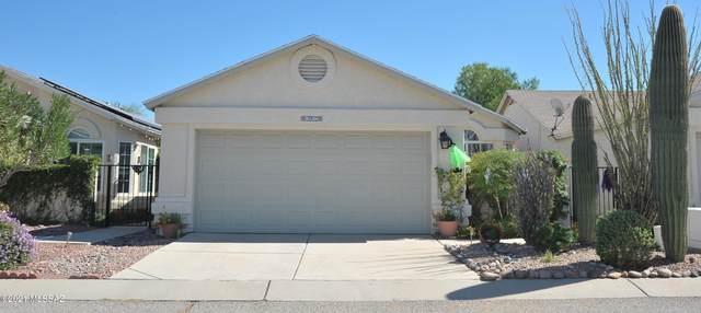 8130 N Millwheel Place, Tucson, AZ 85741 (#22127400) :: Tucson Property Executives