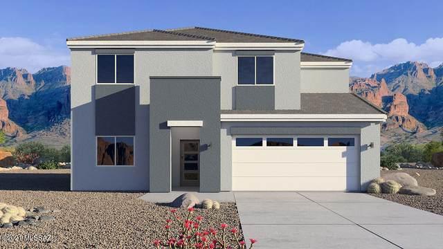 12727 E Giada Drive E, Vail, AZ 85641 (#22127402) :: Tucson Property Executives