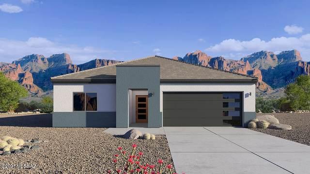 12747 E Giada Drive E, Vail, AZ 85641 (#22127405) :: Tucson Property Executives