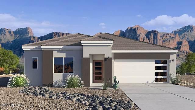 12767 E Giada Drive E, Vail, AZ 85641 (#22127406) :: Tucson Property Executives