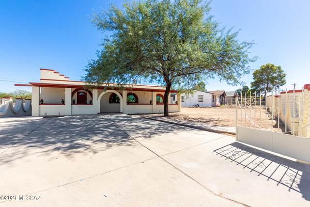 4207 S 16th Avenue, Tucson, AZ 85714 (#22127411) :: Tucson Property Executives