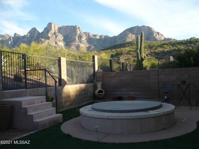 11272 N Flat Granite Drive, Tucson, AZ 85737 (#22127417) :: Tucson Property Executives