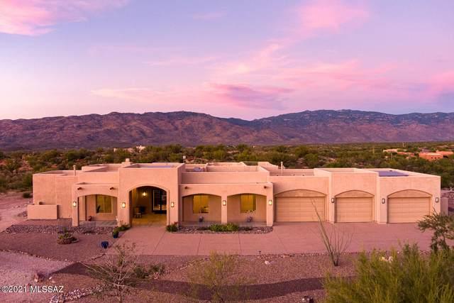 15331 E Hidden Horse Place, Vail, AZ 85641 (#22127419) :: Tucson Property Executives