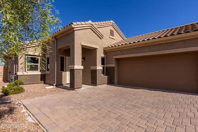 9028 W Twin Springs Drive, Marana, AZ 85653 (#22127427) :: Kino Abrams brokered by Tierra Antigua Realty