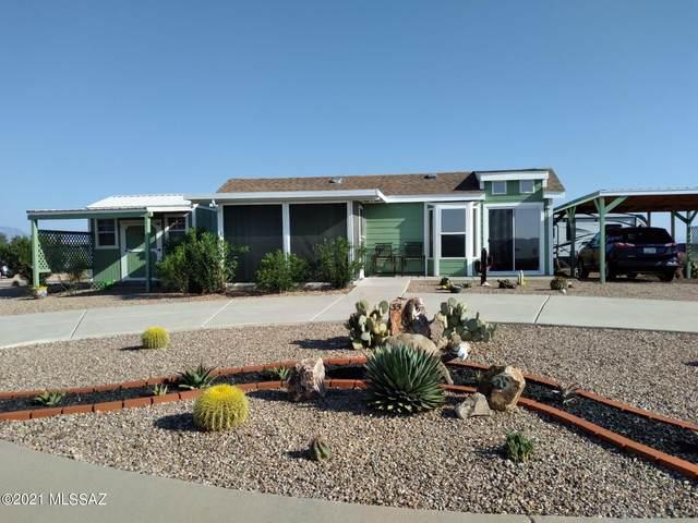 1915 W Casa Del Rio Drive #35, Benson, AZ 85602 (MLS #22127430) :: The Property Partners at eXp Realty