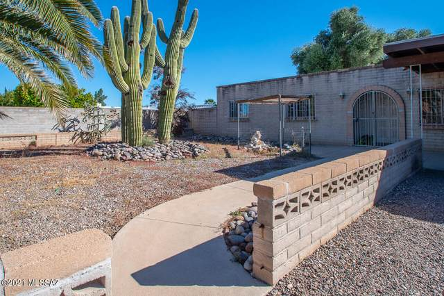 121 W Lerdo Road, Tucson, AZ 85756 (MLS #22127432) :: The Property Partners at eXp Realty