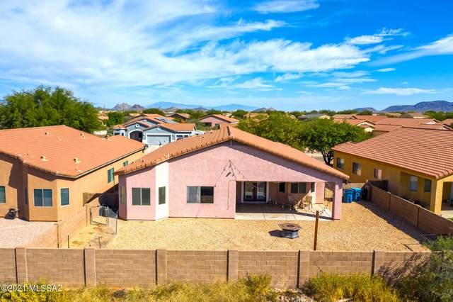 6580 S Via Molino De Viento, Tucson, AZ 85757 (MLS #22127436) :: The Luna Team