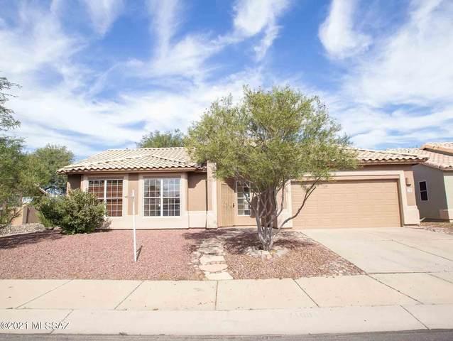 7160 W Yarbough Drive, Tucson, AZ 85743 (MLS #22127437) :: The Luna Team