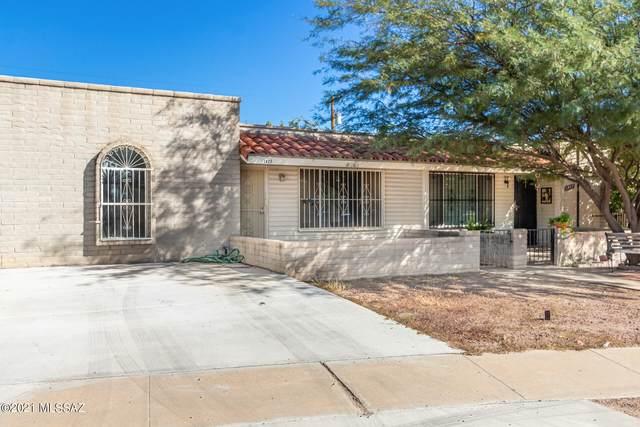 1825 W Dominy Road, Tucson, AZ 85713 (MLS #22127438) :: The Luna Team