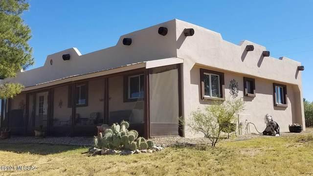 350 W Apache Way, Cochise, AZ 85606 (MLS #22127439) :: The Luna Team