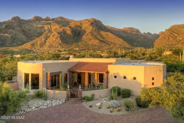 7718 N Ancient Indian Drive, Tucson, AZ 85718 (#22127440) :: Tucson Property Executives