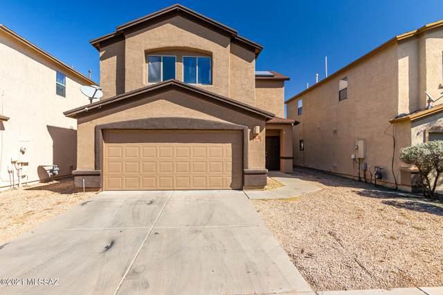3745 Drexel Manor Stravenue, Tucson, AZ 85706 (MLS #22127441) :: The Luna Team