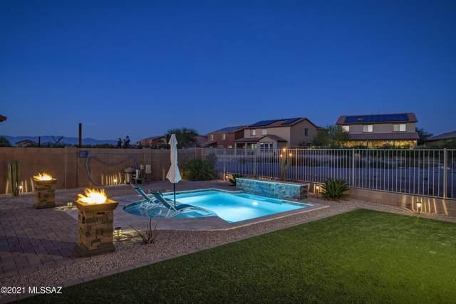 9597 S Miller Flats Drive, Tucson, AZ 85747 (#22127464) :: The Crown Team