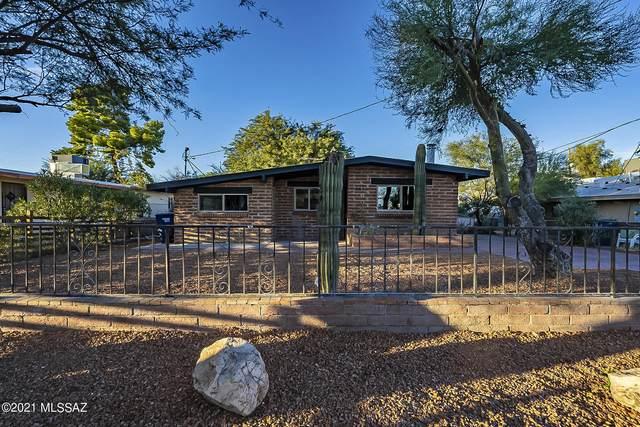 345 E Smoot Place, Tucson, AZ 85705 (#22127475) :: Tucson Real Estate Group
