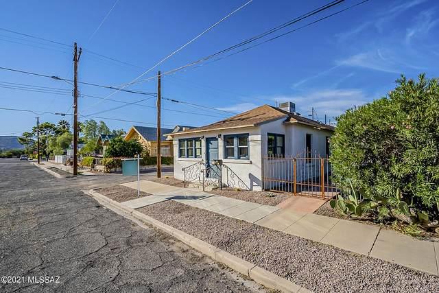 125 E 16Th Street, Tucson, AZ 85701 (#22127491) :: Tucson Real Estate Group