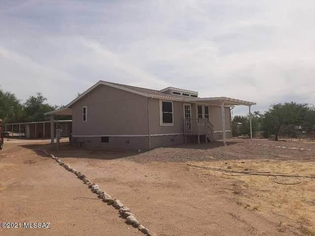 5315 W Calle Cayeus, Tucson, AZ 85741 (#22127498) :: Kino Abrams brokered by Tierra Antigua Realty
