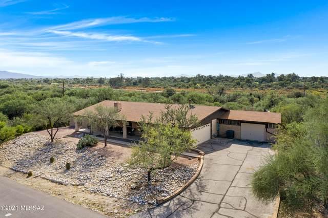 3415 N Fiesta Del Sol W, Tucson, AZ 85750 (#22127507) :: The Crown Team