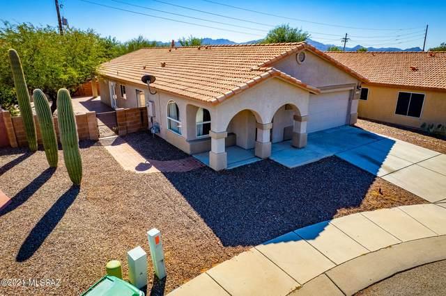 3529 W Camino De Talia, Tucson, AZ 85741 (#22127510) :: Tucson Real Estate Group