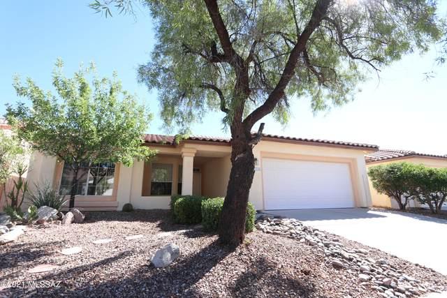 9950 N Crystal Spring Place, Tucson, AZ 85742 (#22127511) :: Tucson Real Estate Group