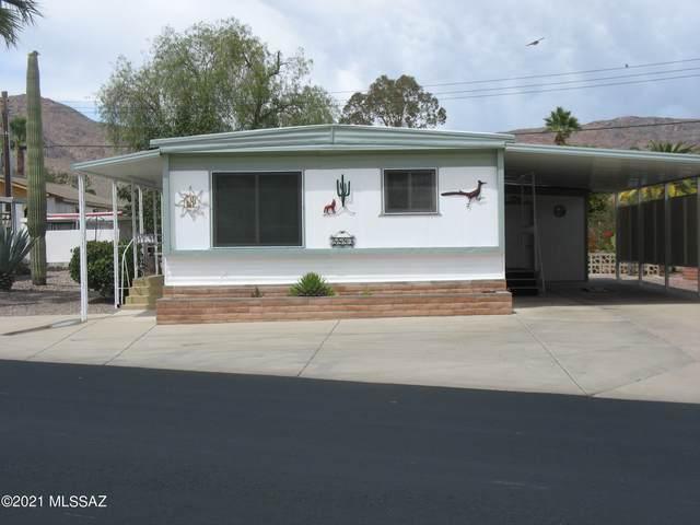 5880 W Lazy Heart Street, Tucson, AZ 85713 (#22127515) :: Tucson Real Estate Group