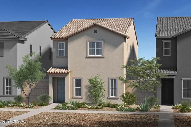 1058 E Ascent Street, Tucson, AZ 85719 (#22127520) :: Tucson Real Estate Group