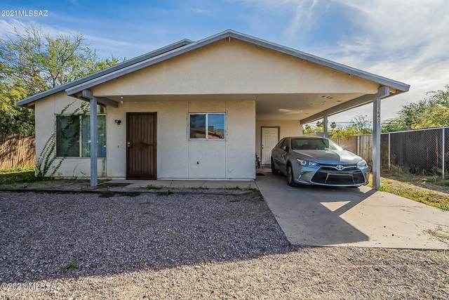 3640 E Glenn Street, Tucson, AZ 85716 (MLS #22127525) :: The Property Partners at eXp Realty
