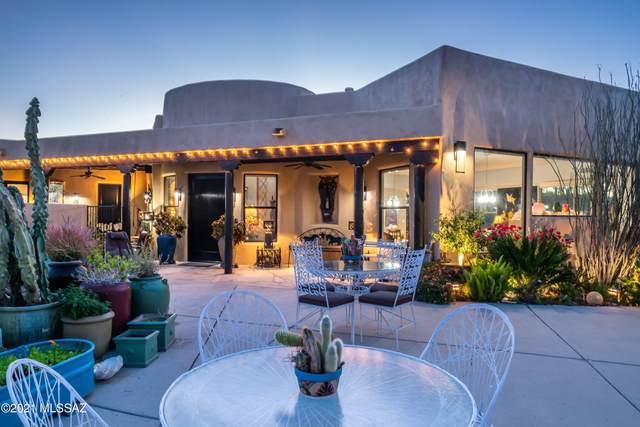 4911 N Ave De Castilla, Tucson, AZ 85718 (MLS #22127528) :: The Property Partners at eXp Realty