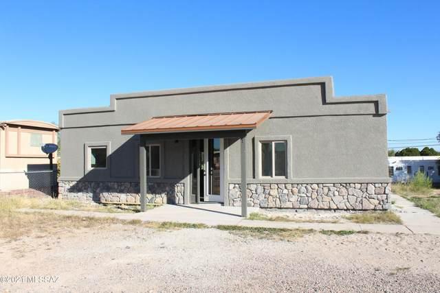750 W 5th Street, Benson, AZ 85602 (MLS #22127564) :: The Property Partners at eXp Realty