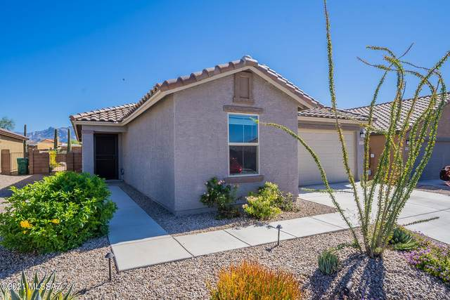 9158 N Wagon Spoke Court, Tucson, AZ 85742 (MLS #22127565) :: The Property Partners at eXp Realty