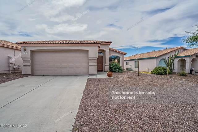 3513 W Camino De Urania, Tucson, AZ 85741 (#22127583) :: Tucson Property Executives