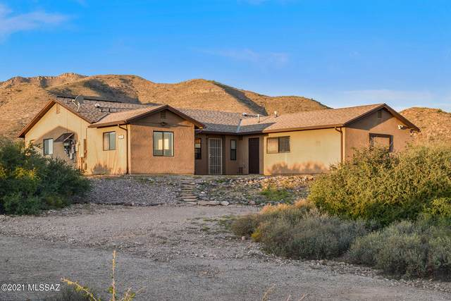 1990 W Bird Of Paradise Trail, Cochise, AZ 85606 (MLS #22127588) :: The Property Partners at eXp Realty
