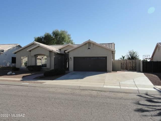 10042 E Paseo San Bernardo, Tucson, AZ 85747 (#22127592) :: The Crown Team