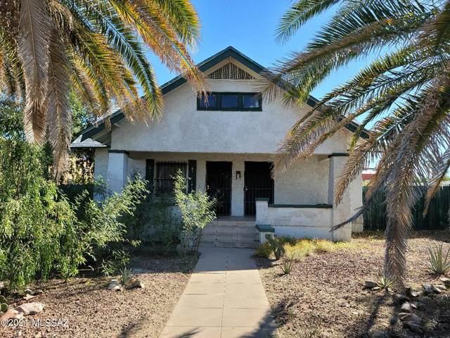 1418 N Stone Avenue, Tucson, AZ 85705 (#22127613) :: The Crown Team
