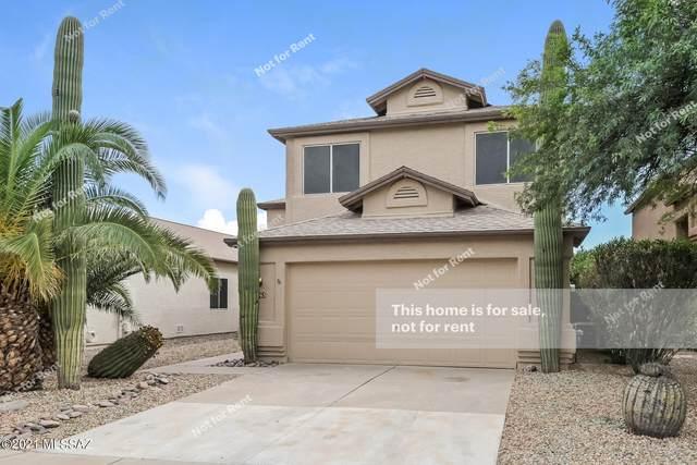 7963 S Wild Primrose Avenue, Tucson, AZ 85747 (#22127618) :: The Crown Team