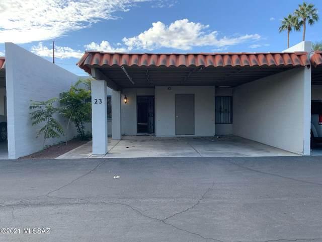 2525 E Prince Road #23, Tucson, AZ 85716 (#22127621) :: The Crown Team